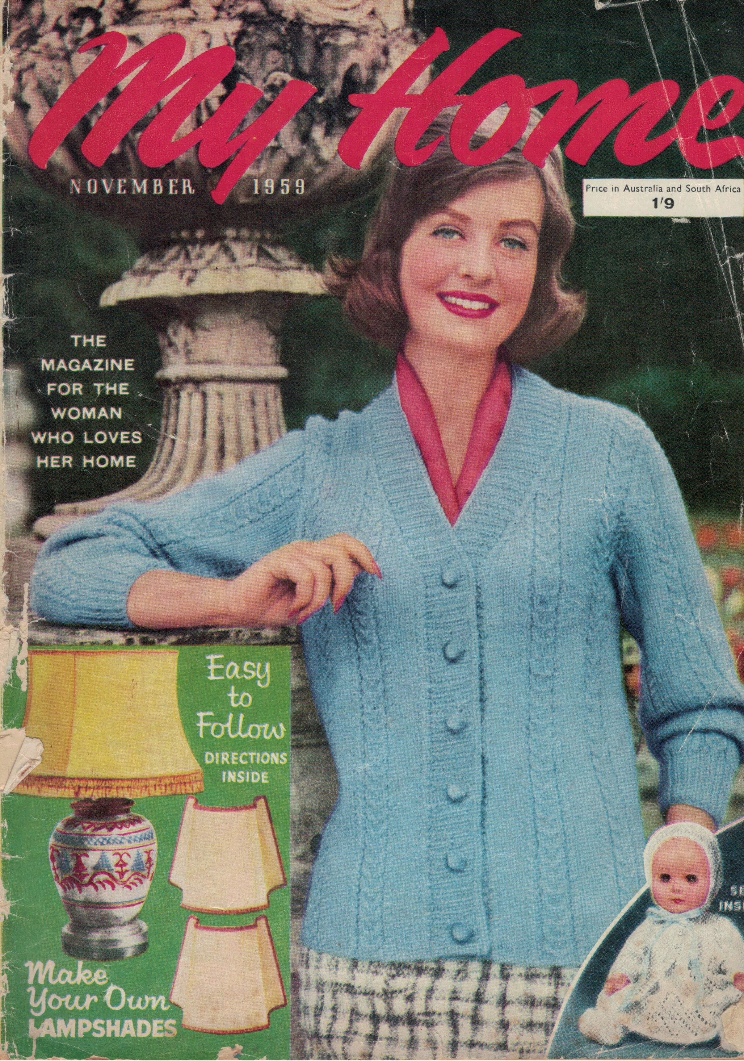 A Thick Jacket My Home 1959