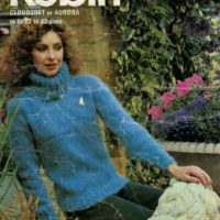 Robin 2845 - Polo Neck Jumper