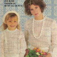 Studley 1287 - Lady & Girls Jumper