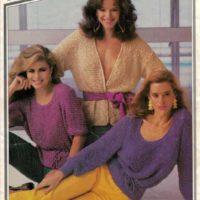 Cleckheaton 0093 - Ladies Jacket and Top