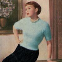 Patons 265 - Lady's Jumper - Jacqueline