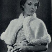Patons 265 - Lady's Cloak Vena