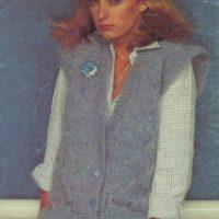 Cleckheaton 0014 - Ladies Vest