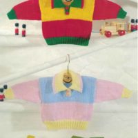 Peter Pan P729 - Baby's Jumper