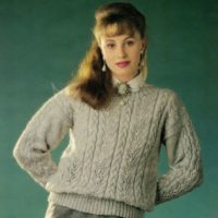 Thorobred 1260 - Lady's Sweater