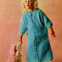 Womens Weekly 1968 sleeping bag