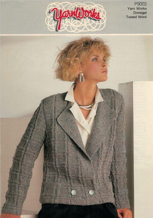 Yarnworks P9002 - Jacket image