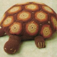 Sirdar108-27 TortoiseCushion