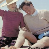 Classic Elite Yarns 307 - Mens and Ladies Jumper - image