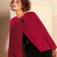 Yarnworks P8007 Ladys Jacket image