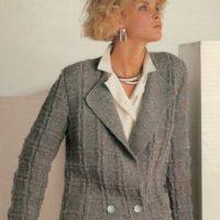 Yarnworks P9002 Ladys Jacket image