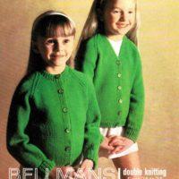 Bellmans 1170 - Girls Cardigans - product image