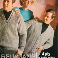 Bellmans 1197 - Jumpers and Cardigan - product image